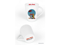 DLRG Tasse Collector`s Edition -Strandwagen 2014-